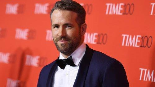 Ryan Reynolds annonce un pause dans sa carrière