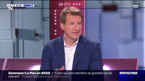 """Pour Yannick Jadot, le gouvernement """"improvise"""" pour compenser la hausse des prix de l'énergie"""