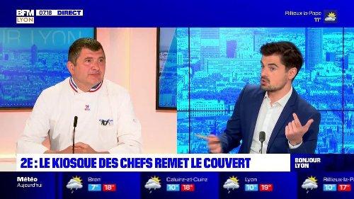 """Lyon: le chef chef cuisinier du Vivarais est """"dans les starting-blocks"""" avant la réouverture"""