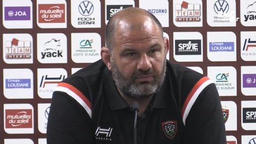 """RC Toulon : L'émotion de Collazo """"marqué"""" par cette saison"""