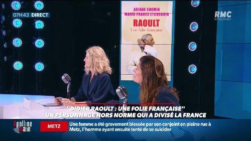 « Parmi les gens qui l'adulent, il y a l'élite française, comme Bernard Arnault »: révélations sur le Pr. Didier Raoult