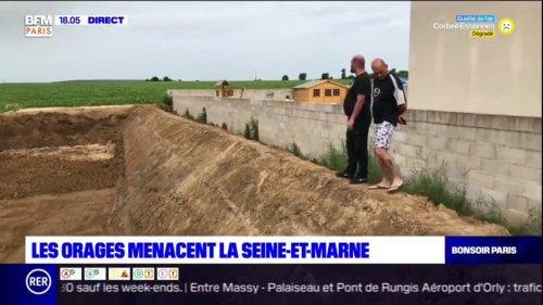 La Seine-et-Marne en vigilance orange: les habitants craignent le retour des inondations