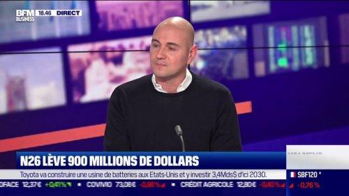 N26 lève 900 millions de dollars