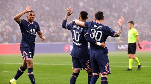 PSG: le trio Mbappé-Neymar-Messi ne se trouve pas, chiffres à l'appui