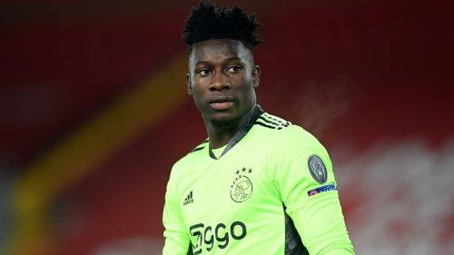 Ajax: après sa lourde suspension, Onana va (enfin) reprendre l'entrainement avec les pros