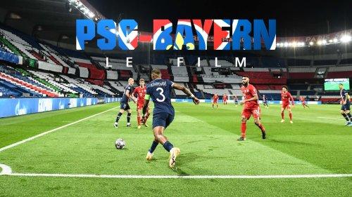 PSG-Bayern, le film de 22 minutes: images exclusives d'une qualification légendaire