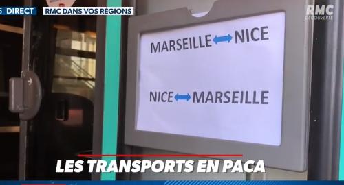 Régionales: les transports, sujet-clé de la campagne en PACA