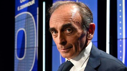 Un deuxième institut de sondage place Éric Zemmour au second tour de la présidentielle