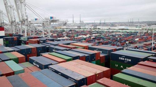 Fret maritime: pourquoi les ports français sont à la traîne