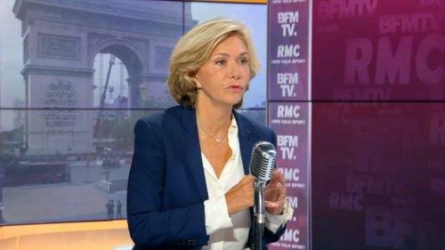 Présidentielle: Pécresse ne s'imagine pas Première ministre de Macron ou Bertrand en 2022