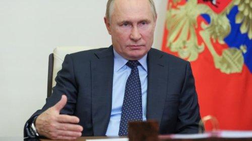 Poutine prêt à augmenter les exportations de gaz russe autant que nécessaire