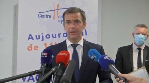 """EN DIRECT - Pass sanitaire dans les établissements de santé: """"Personne ne sera privé de soin"""", assure Olivier Véran"""