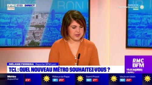 Lyon: les habitants de la métropole vont choisir les aménagements des différents métros