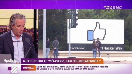 Qu'est-ce que le « Métavers », ce monde virtuel parallèle que veut inventer Facebook?
