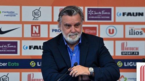 Incidents en Ligue 1: Nicollin réclame l'aide de l'Etat et de la police