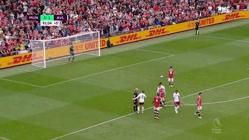 Premier League : Le gardien d'Aston Villa avait dit à Ronaldo de prendre le penalty… raté par Fernandes
