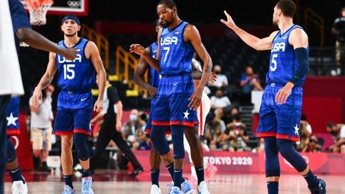 JO 2021 (basket): comment les Américains ont réagi après la défaite face aux Bleus