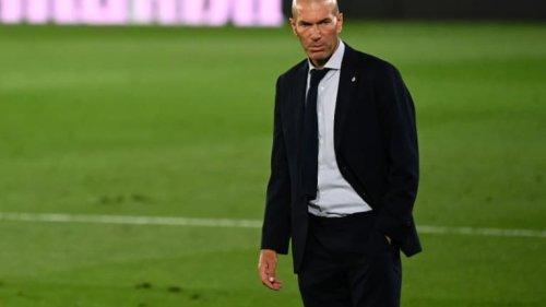 """Zidane très agacé par les """"questions idiotes"""" d'un journaliste"""