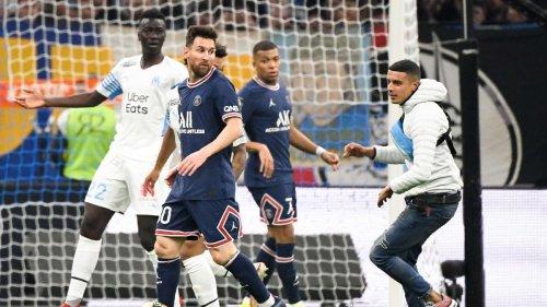 OM-PSG: l'image folle de Messi avec un supporter a choqué le monde