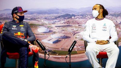 GP des Etats-Unis: doigt d'honneur et amabilités, déjà une embrouille Verstappen-Hamilton