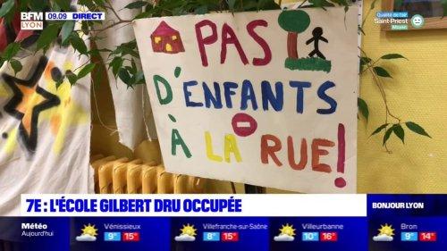 Lyon: les occupations d'écoles se multiplient ces derniers jours