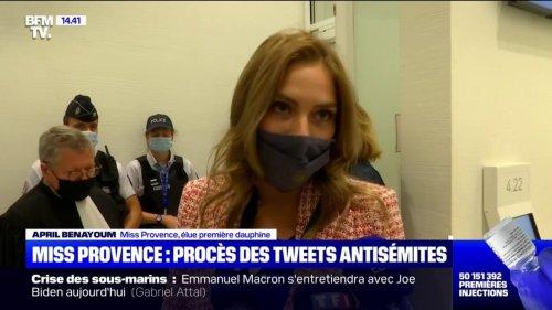 Tweets antisémites à l'encontre de Miss Provence: le procès s'ouvre à Paris