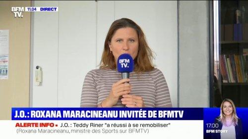 """Roxana Maracineanu sur le bilan français à Tokyo: """"On savait qu'on ne pouvait pas faire mieux qu'à Rio"""""""