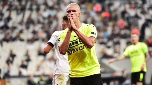 Dortmund: Erling Haaland absent pour plusieurs semaines