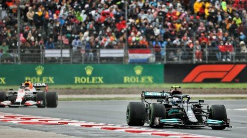GP de Turquie en direct: Bottas devant Verstappen, Hamilton recule
