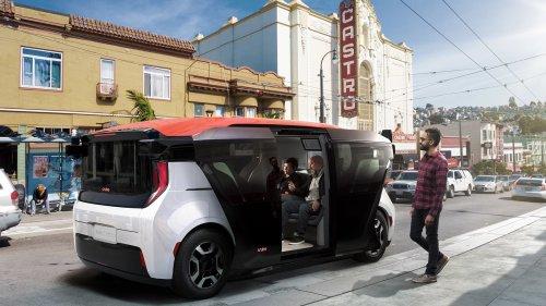 GM va fournir les futurs taxis autonomes de Dubaï