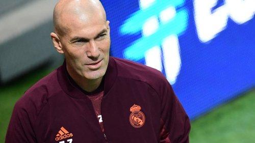 Mercato: la presse espagnole lance une rumeur Zidane au PSG