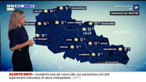 Météo Nord-Pas-de-Calais: un temps sec mais voilé