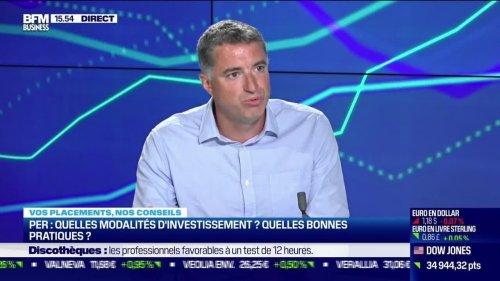 Maxime Camus (Grisbee) : Quelles modalittés d'investissement et quelles bonnes pratiques pour le PER ? - 23/07