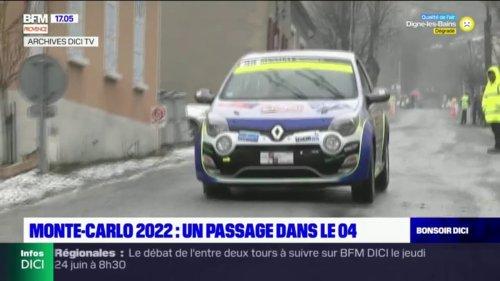 Alpes-de-Haute-Provence: passage du rallye de Monte-Carlo 2022?