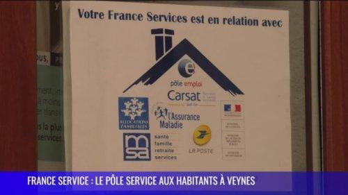 France Service : Le pôle service aux habitants à Veynes avec la CCBD
