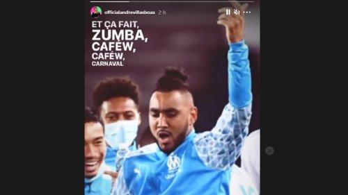 Ligue 1: le clin d'œil de Villas-Boas à la victoire de l'OM au PSG
