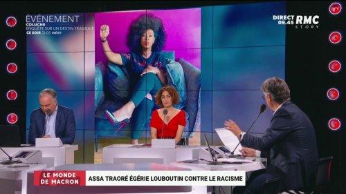 Assa Traoré égérie de Louboutin: « Avec des chaussures à 1000 balles il ne faut pas que la gauche milliardaire s'étonne que les classes populaires votent RN »