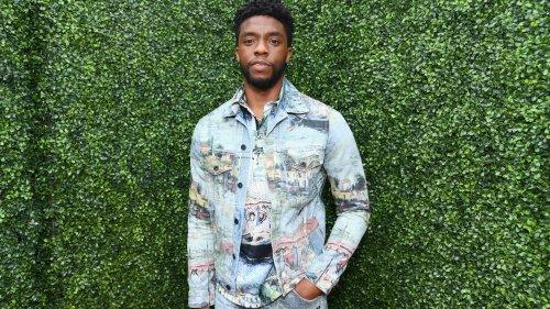 """Tu nous manques"": les stars rendent hommage à Chadwick Boseman, un an après sa mort"