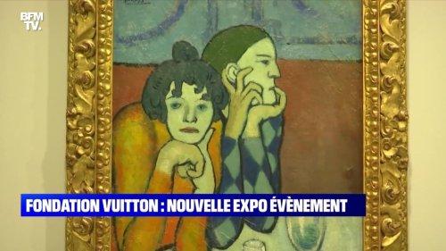 Fondation Vuitton: nouvelle expo évènement - 20/09