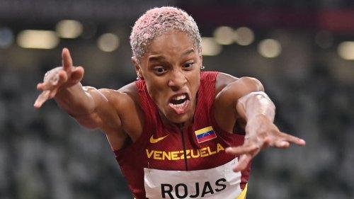 JO 2021 (athlé): en or, Yulimar Rojas pulvérise le record du monde du triple saut