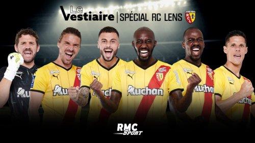 Le Vestiaire spécial RC Lens : L'intégrale de l'émission RMC Sport