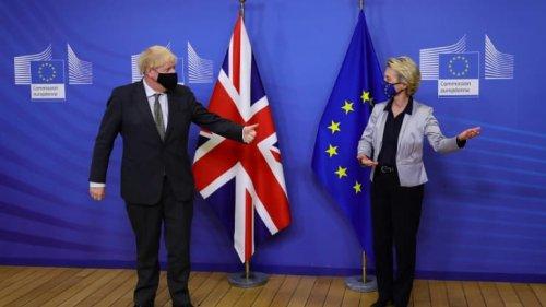 Brexit: l'UE prépare sa riposte face aux menaces britanniques sur l'accord nord-irlandais
