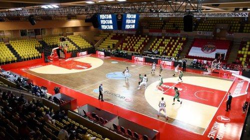 EuroLeague: Monaco autorisé à évoluer dans sa salle