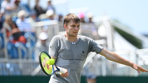 Tennis: Bublik tente sept fois le service à la cuillère dans le même jeu