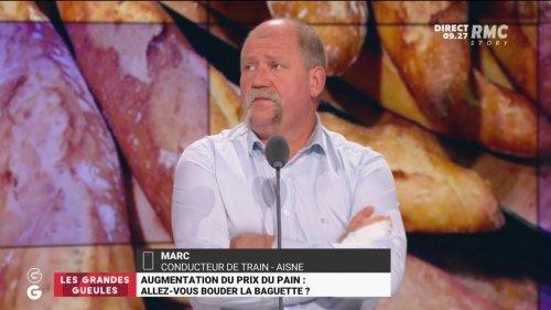 La baguette bientôt plus chère: « Dire que c'est à cause de l'augmentation du blé, c'est une grosse fumisterie », juge Didier Giraud