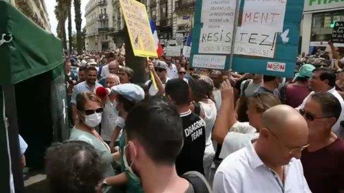 """""""Inacceptable"""", """"scandaleux"""", """"inadmissible"""", les professionnels de la santé réagissent à l'agression d'un pharmacien de Montpellier"""