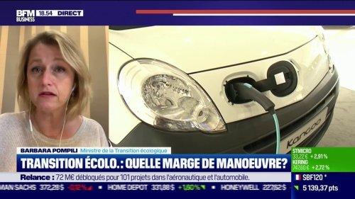 """Barbara Pompili (Ministre de la Transition écologique): """"On ne doit pas laisser les plus modestes sur le côté"""""""