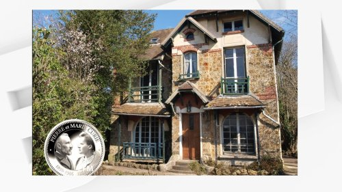 Yvelines: l'ancienne maison de Pierre et Marie Curie mise en vente pour 790.000 euros