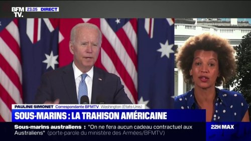 Crise des sous-marins australiens: la France annule une célébration à Washington