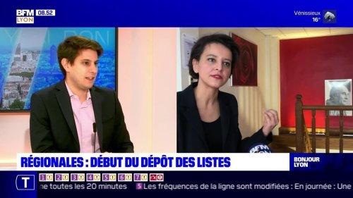 """Régionales en Auvergne-Rhône-Alpes: """"La gauche va arriver divisée dès le 1er tour"""""""